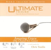 Amazing Grace [My Chains Are Gone] - Medium Key Performance Track w/ Background Vocals [Music Download]