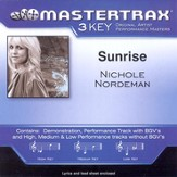 Sunrise (Medium Key-Premiere Performance Plus w/ Background Vocals) [Music Download]