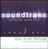 God Is My Refuge, Accompaniment CD