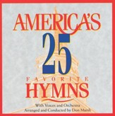 America's 25 Favorite Hymns, Compact Disc [CD]
