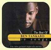 The Best of Ben Tankard CD
