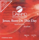 Jesus, Born On This Day, Accompaniment CD