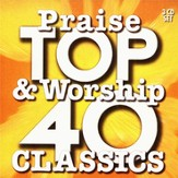 Top 40 Praise & Worship Classics, 3 CDs  - Slightly Imperfect
