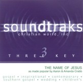 The Name Of Jesus, Accompaniment CD