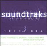 Have Yourself A Merry Little Christmas, Accompaniment CD
