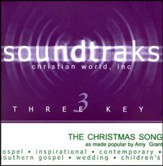 The Christmas Song, Accompaniment CD