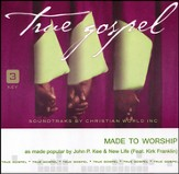 Made to Worship Acc, CD