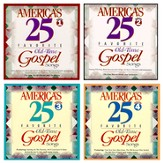 America's 25 Gospel CD Pack