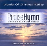 Wonder Of Christmas Medley, Accompaniment CD