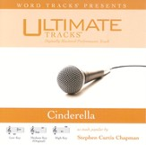 Cinderella - Medium Key Performance Track w/ Background Vocals [Music Download]