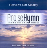 Heaven's Gift Medley, Accompaniment CD