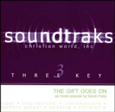 The Gift Goes On, Accompaniment CD