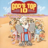 God's Top 10, Compact Disc [CD]