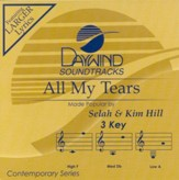 All My Tears, Accompaniment CD