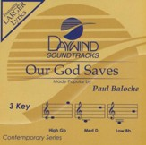 Our God Saves, Acc CD