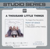A Thousand Little Things (Medium Key Track without BGVs) [Music Download]