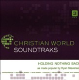 Holding Nothing Back Acc, CD