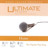Home - Medium Key Performance Track w/ Background Vocals [Music Download]