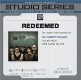 Redeemed (Medium Key Performance Track) [Music Download]