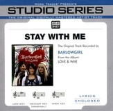 Stay With Me, Accompaniment CD
