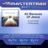 All Because Of Jesus, Accompaniment CD