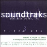 What Child Is This, Accompaniment CD