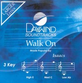 Walk On, Accompaniment CD