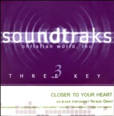 Closer to Your Heart Acc, CD