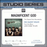 Magnificent God Acc, CD