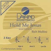 Hold Me Jesus, Accompaniment CD