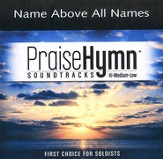 Name Above All Names, Accompaniment CD