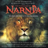 Music Inspired by The Lion, the Witch, and the Wardrobe CD