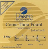 Come Thou Fount, Accompaniment CD