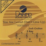 You Are Loved, Accompaniment CD