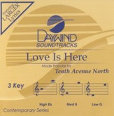 Love Is Here, Accompaniment CD