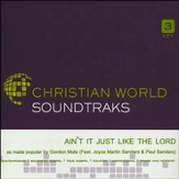 Ain't It Just Like the Lord, Accompaniment CD ft. Joyce Martin Sanders & Paul Sanders