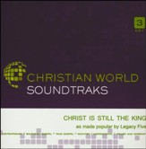 Christ is Still the King, Accompaniment CD