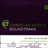 No Man is an Island, Accompaniment Track