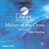 Maker Of The Cross, Accompaniment CD