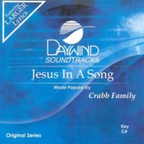 Jesus In A Song, Accompaniment CD