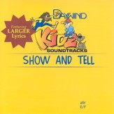 Show And Tell, Accompaniment CD
