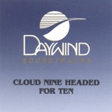 Cloud Nine Headed For Ten, Accompaniment CD