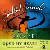 Open My Heart, Accompaniment CD