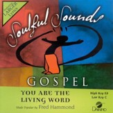 You Are The Living Word, Accompaniment CD