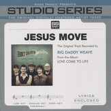 Jesus Move (Medium Key Track without Background Vocals) [Music Download]