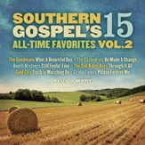 Southern Gospel's 15 All-Time Favorites, Volume 2 CD