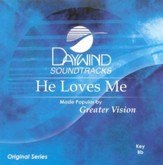 He Loves Me, Accompaniment CD