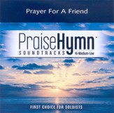 Prayer For A Friend, Accompaniment CD