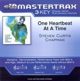 One Heartbeat At A Time (High Key-Premiere Performance Plus w/o Background Vocals) [Music Download]