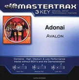 Adonai (Key-B-Db-Premiere Performance Plus) [Music Download]